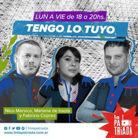 Logo Tengo lo Tuyo