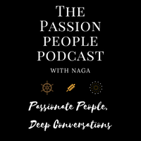 Logo The Passion People Podcast