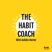 Logo The Habit Coach with Ashdin Doctor