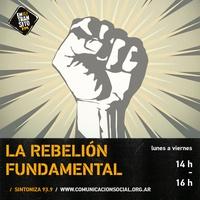 Logo La Rebelión Fundamental
