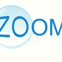 Logo Zoom. Una mirada hacia lo profundo