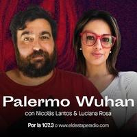 Logo Palermo Wuhan