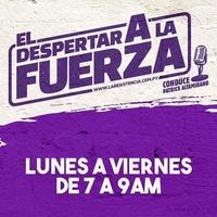Logo El Despertar A La Fuerza
