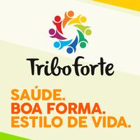 Logo Tribo Forte Podcast: Saúde. Boa Forma. Estilo De Vida!