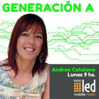 Logo Generación A