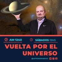 Logo Vuelta por el Universo
