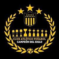 Logo Peñarol a la cancha