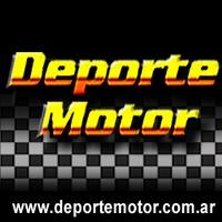 Logo Deporte Motor
