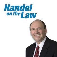 Logo Handel on the Law