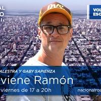 Logo Ahí Viene Ramón