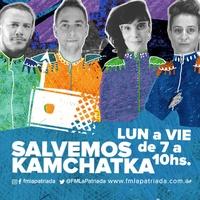 Logo Salvemos Kamchatka