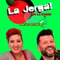 Logo LA JERGA EN LA RADIO