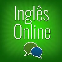 Logo Podcast Inglês Online