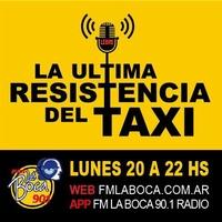 Logo LA ULTIMA RESISTENCIA DEL TAXI