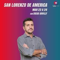 Logo San Lorenzo de América