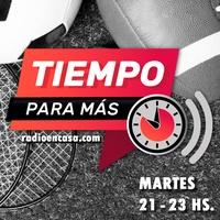Logo Tiempo para más