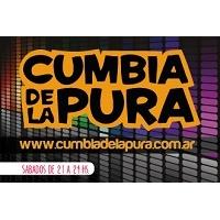 Logo Cumbia de la Pura