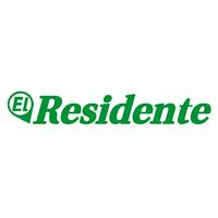 Logo El Residente