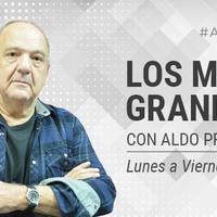 Logo LOS MÁS GRANDES