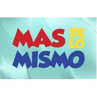 Logo Más de lo Mismo!