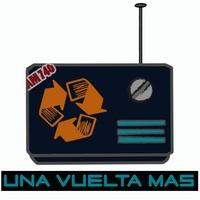 Logo UNA VUELTA MAS (Sábado)