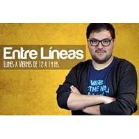 Logo Entre Líneas