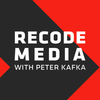 Logo Recode Media with Peter Kafka