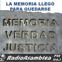 Logo La Memoria LLegó para Quedarse