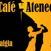 Logo Gran Café Ateneo - Palco de la nostalgia