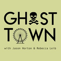Logo Ghost Town