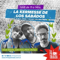 Logo La kermesse de los sábados