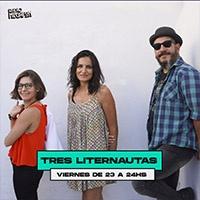 Logo TRES LITERNAUTAS