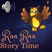 Logo Raa Raa Story Time