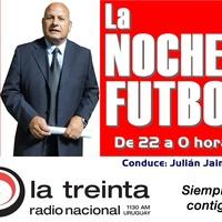 Logo La noche del fútbol