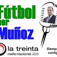 Logo Futbol por Muñoz