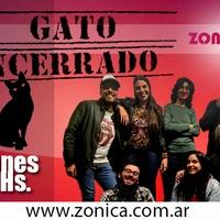 Logo GATO ENCERRADO