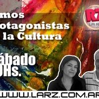Logo SOMOS PROTAGONISTAS EN LA CULTURA