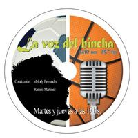 Logo La Voz del Hincha