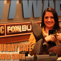 Logo The Saturday Cafe with Laura Smith