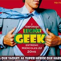 Logo Legion Geek