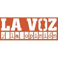 Logo LA VOZ Y LA OPINIÓN