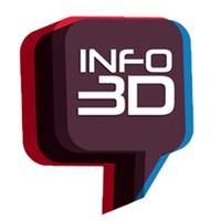 Logo Info 3D