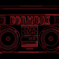 Logo Boombox, sonido sin comprimir.