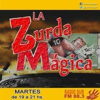 Logo La zurda mágica