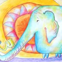 Logo Memoria de Elefante