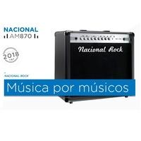 Logo Nacional Rock, Música por Músicos
