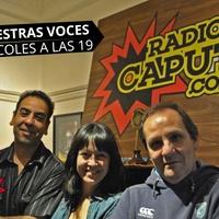 Logo Nuestras Voces Radio