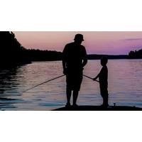 Logo Un momento para la pesca deportiva