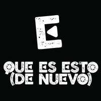 Logo QUÉ ES ESTO (DE NUEVO)