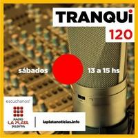 Logo #Tranqui120